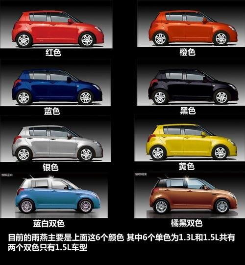 更注意外部细节 4款适合女生的小型车