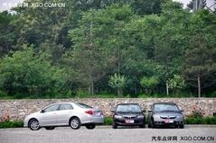 15万的选择 对比试驾三款不同级别车型