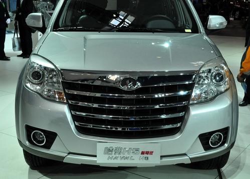 B022明年上市 长城将推出6款全新车型