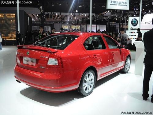 Yeti或明年登场 明锐RS今年下半年上市