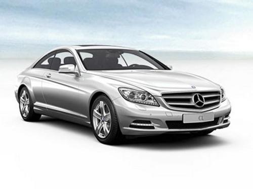 巴黎车展发布 2011款奔驰CL级官图泄露