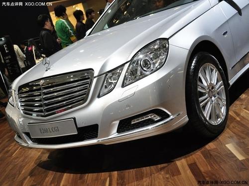 售51.5-67.5万 奔驰新E级长轴距版上市