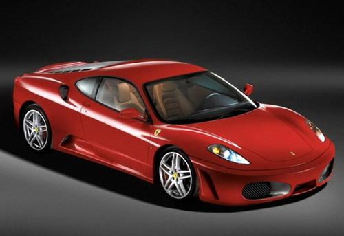 法拉利f460 tifosi概念车将为目前法拉利f430的替代车型,tifosi高清图片