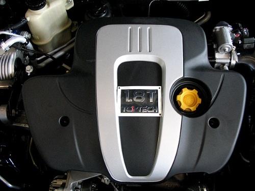 该发动机采用航空航天铝材,表面硬度达到110hb,抗拉强度达到国内第