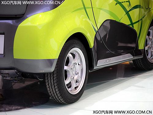 超级卡哇伊 长城两座电动车欧拉抢先看高清图片