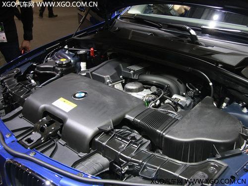 宝马x6发动机舱结构图
