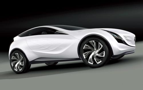 科车展将亮相 马自达推出新概念车