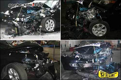朗逸碰撞 驾驶席安全气囊须重新标定
