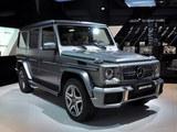 售229.8-378.0万 奔驰G级AMG车展上市