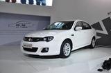 2012广州车展 莲花L3 GT 售7.58万元