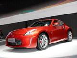 2012广州车展 日产2013款370Z正式亮相