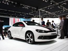 2012广州车展大众尚酷GTS