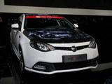 MG6 DTi清洁能源柴油车亮相广州车展