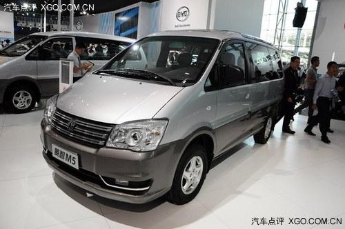 东风风行菱智新车发布高清图片