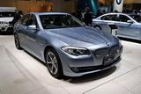 售87.8万元 宝马5系混动版广州车展上市
