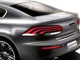 明年底上市 观致首款轿车设计图曝光