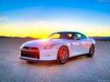即将北美上市 日产2014款GT-R官图发布