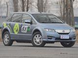 绿色先锋 纯电动汽车比亚迪E6实拍体验