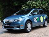 2011上海车展盘点 纯电动车比亚迪e6