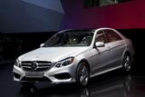 2013北美车展:新款奔驰E级正式发布