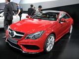 2013北美车展 奔驰新款E级Coupe亮相