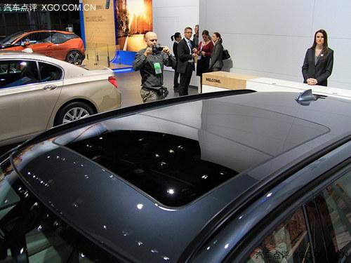 2013北美车展 宝马3系旅行版车型亮相