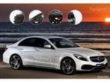 或年内推出 奔驰全新C63 AMG假想图曝光