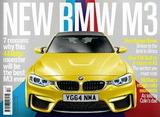 日内瓦车展发布 宝马新M3宣传图发布