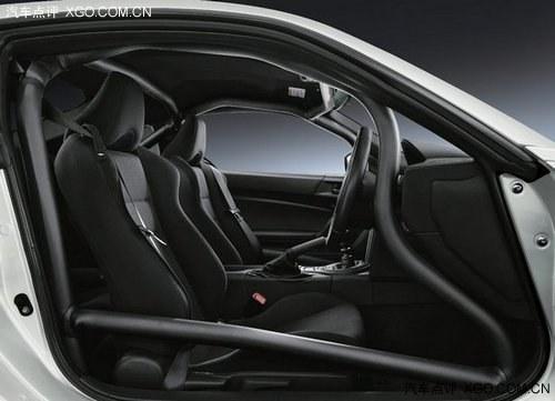 斯巴鲁brz赛车海外发售 高清图片