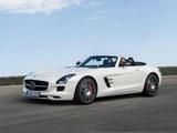 动力提升 奔驰新款SLS AMG GT官图发布