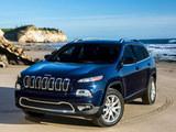 纽约车展首发 Jeep新Cherokee官图发布