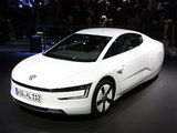 2013日内瓦车展 大众XL1量产版登台发布