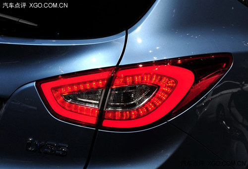 2013日内瓦车展 现代新款ix35正式发布