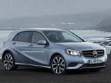 配1.0L发动机 奔驰未来将推X级入门车型