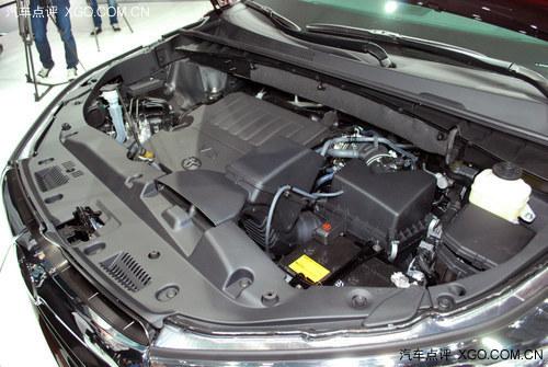 全新汉兰达发动机2.5l直列四缸及3.5升v6两种汽油发动机