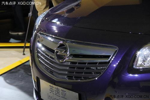 主打不同风格 欧宝2013新车计划揭晓高清图片