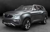 或2015年量产 双龙LIV-1概念车官图发布