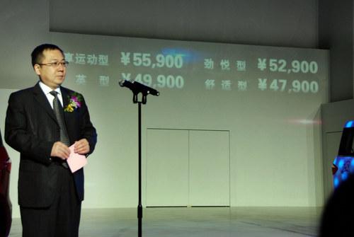 售4.79-5.59万元 长安欧力威商用车上市