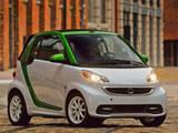 售22.5万 smart fortwo电动版车展发布