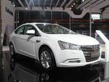 2013上海车展 东风裕隆纳智捷S5亮相