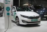 2013上海车展 起亚K5混动版再次亮相