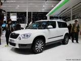 2013上海车展 斯柯达Yeti车型国内首发