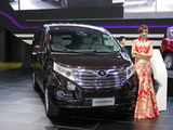 2013上海车展 江淮瑞风M5正式换装上市
