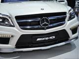 2013上海车展 奔驰GL63 AMG正式上市
