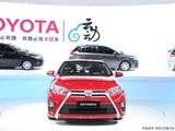 2013上海车展 丰田换代雅力士全球首发