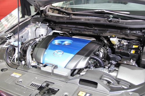 2013上海车展 国产马自达CX 5正式发布