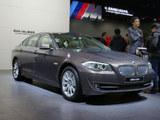 2013上海车展 宝马改款5系车型正式发布