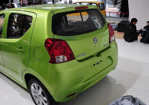 2013上海国际车展 众泰Z100正式发布
