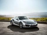全新升级 新911 turbo官图/宣传片发布