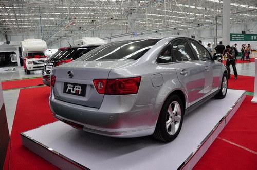有望2014年上市 中兴首款轿车最新信息
